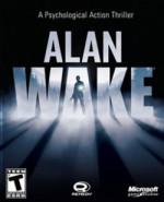 Capa de Alan Wake