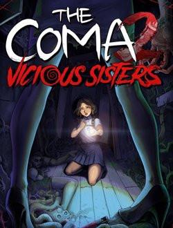 Capa de The Coma 2: Vicious Sisters